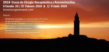 2018 Curso Cirugía Oncoplástica y Reconstructiva de la Mama