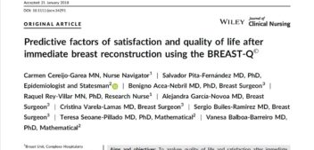 Predictive factors of satisfaction and quality of life after immediate breast reconstruction using the BREAST-Q