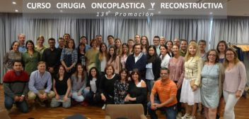 2018 Curso de Cirugía Oncoplástica y Reconstructiva