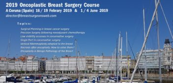 2019 Oncoplastic Breast Surgery Course