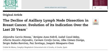 The Decline of Axillary Lymph Node Dissection in Breast Cancer