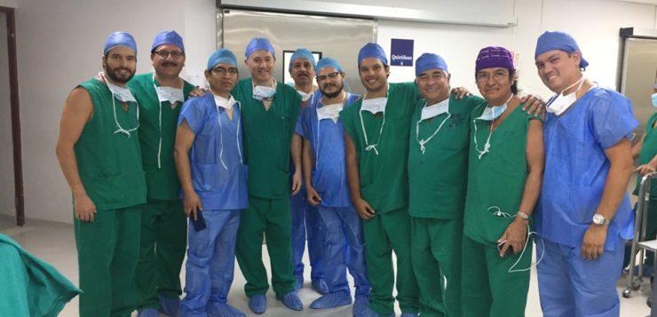 Lima 2019. Curso de Cirugía Oncoplástica