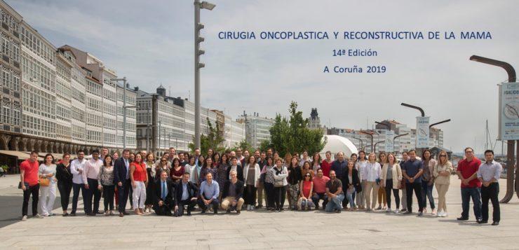 2019. Curso Oncoplastia y Reconstrucción de la Mama (14ª Edición)